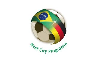 Logo des Host City Programm