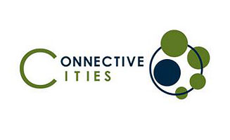 "Logo: ""Connective Cities"""